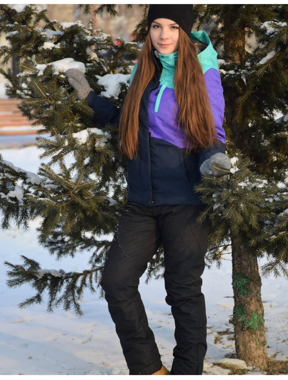 Женский костюм для зимы