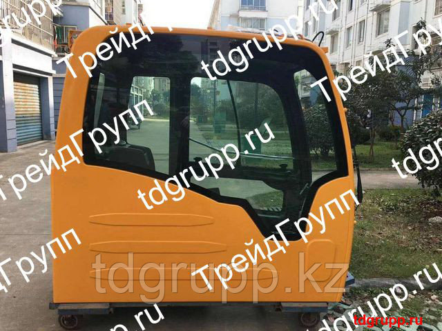 71Q7-80010-AS1 Кабина в сборе Hyundai R330LC-9S