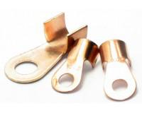 Клемма кольцо медь 250А