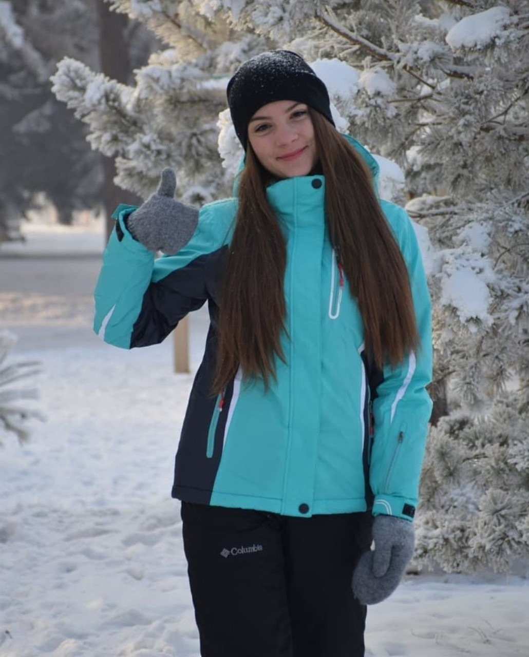 Женская зимняя одежда Columbia