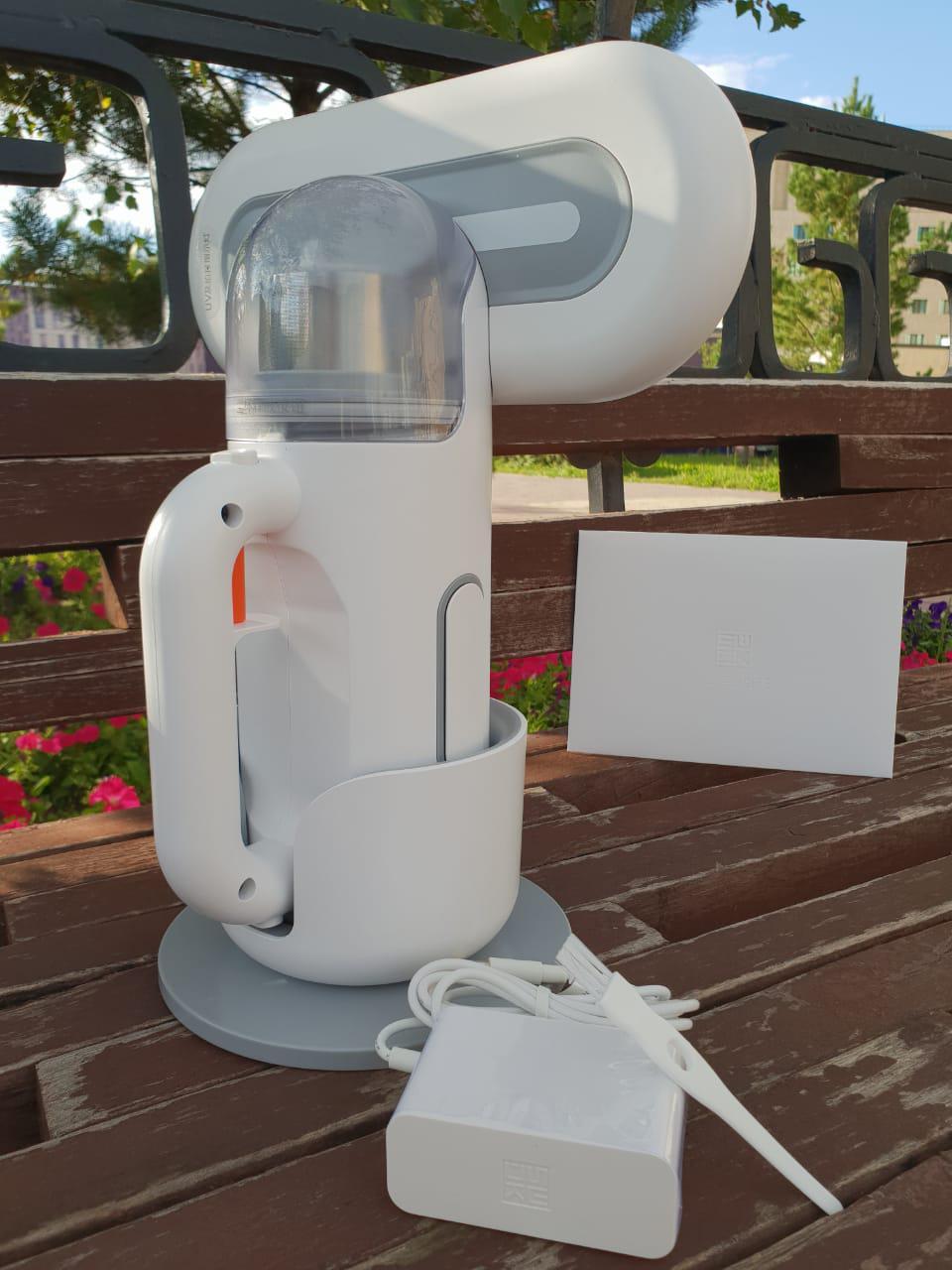 Беспроводной пылесос Shuawadi Handheld предназначен для борьбы не только с пылью, но и с пылевыми клещами