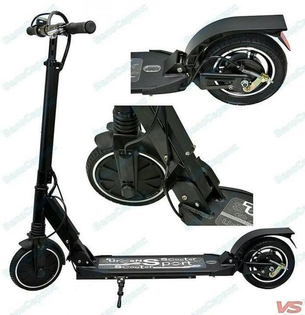 Электросамокат Urban Scooter sport XZ-E010