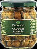 Каперсы italcarciofi 9/13 в винном уксусе 212мл