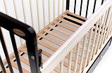 Кроватка Bambini Евро стиль M 01.10.04 цвет Белый, фото 2