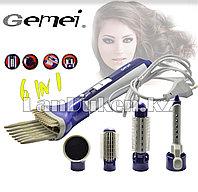 Стайлер для волос 6 в 1 Gemei GM-4834