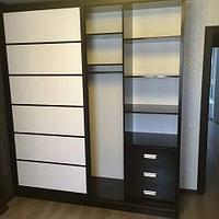 Гардеробный шкаф на заказ в алматы, фото 1