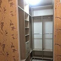 Гардеробные шкафы на заказ в алматы, фото 1