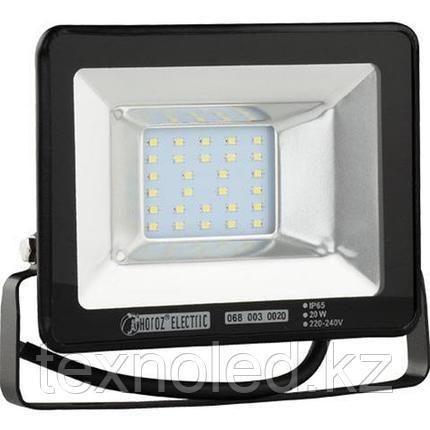Светодиодный прожектор многодиодный LED 20 w, фото 2