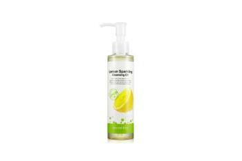 Гидрофильное очищающее масло для лица с лимонным соком/Lemon Sparkling Cleansing Oil