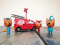 """Набор игрушек """"Три кота""""  веселый экскурс (PS661)"""