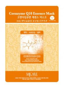 MJ Care Coenzyme Q10 Essence Mask/с коэнзимом Q10
