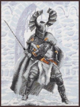"""Набор для вышивки крестом Палитра """"Проба меча"""" 07.011"""