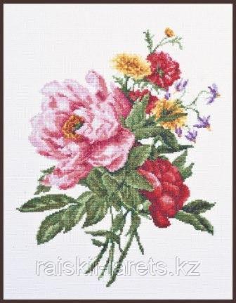 """Набор для вышивки крестом Палитра """"Гамма цветов"""" 01.013"""