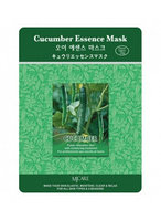 MJ Care Cucumber Essence Mask/ тканевая маска с огуречной эссенцией