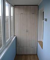 Хозяйственный шкаф на балкон