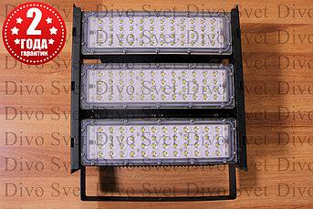 Светодиодный промышленный модульный светильник 150 W, 21000 lm. Led прожекторы модульные 150 Вт.