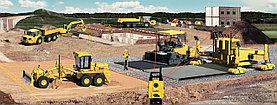 Решения для подготовки стройплощадки Leica iCON site