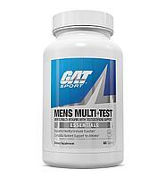 Витамины GAT Mens Multi + Test 150 таблеток, фото 1