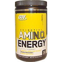 Аминокислота Optimum Nutrition Essential Amino Energy Ананас 270 гр, фото 1