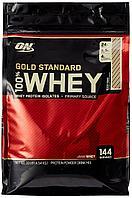Протеин сывороточный Optimum Nutrition Whey Gold Standard 100% (4,54кг)