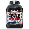 Гейнер Weider Super Mega Mass 2000 (4,5 кг)
