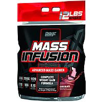 Гейнер Mass Infusion Nutrex Research (5450 гр)