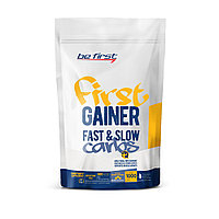 Гейнер Be First First Gainer Fast & Slow Carbs (1000 гр)