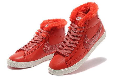 Зимние женские кроссовки Nike в Алматы, фото 2