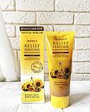 DEOPROCE Relief Perfume Body Scrubwash YellowПарфюмированный скраб для тела с маслом семян подсолнечника , фото 5