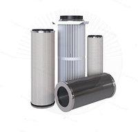 Картриджные фильтры для линий порошковой окраски