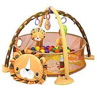 Развивающий коврик FunKids Lion Gym , фото 1