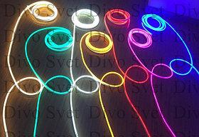 Гибкий неон 220V,12V (led neon flex)