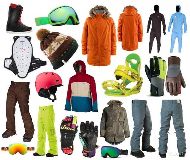 Аксессуары для горных лыж