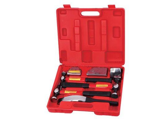 Набор ручного инструмента для рихтовки кузова HS-E3412