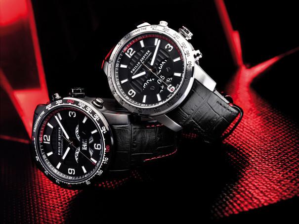 Часы-Хронограф AXIOM стальные