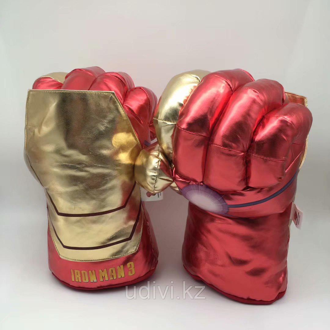 Перчатка-кулак IRON MAN