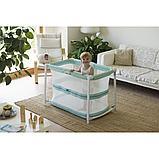 Chicco: Кроватка-манеж ZIP&GO Aquarelle 1025311, фото 8