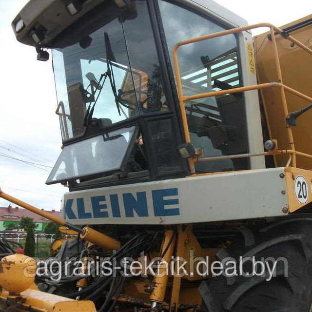 Комбайн свеклоуборочный Kleine SF10