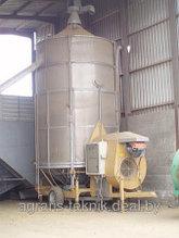 Мобильная зерносушилка Мекмар D 20Т