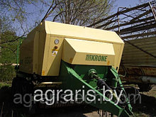 Пресс-подборщик Krone bigpack 120-80