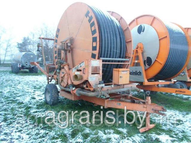 Дождевальная установка Hüdig 100-460m II TD
