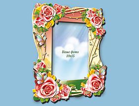 """Фото-рамка """"Полевые цветы"""""""