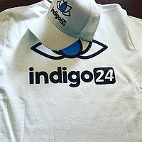 Футболки с логотипом , фото 1