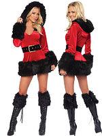 """Новогодний костюм """"Секси Санта"""", фото 1"""