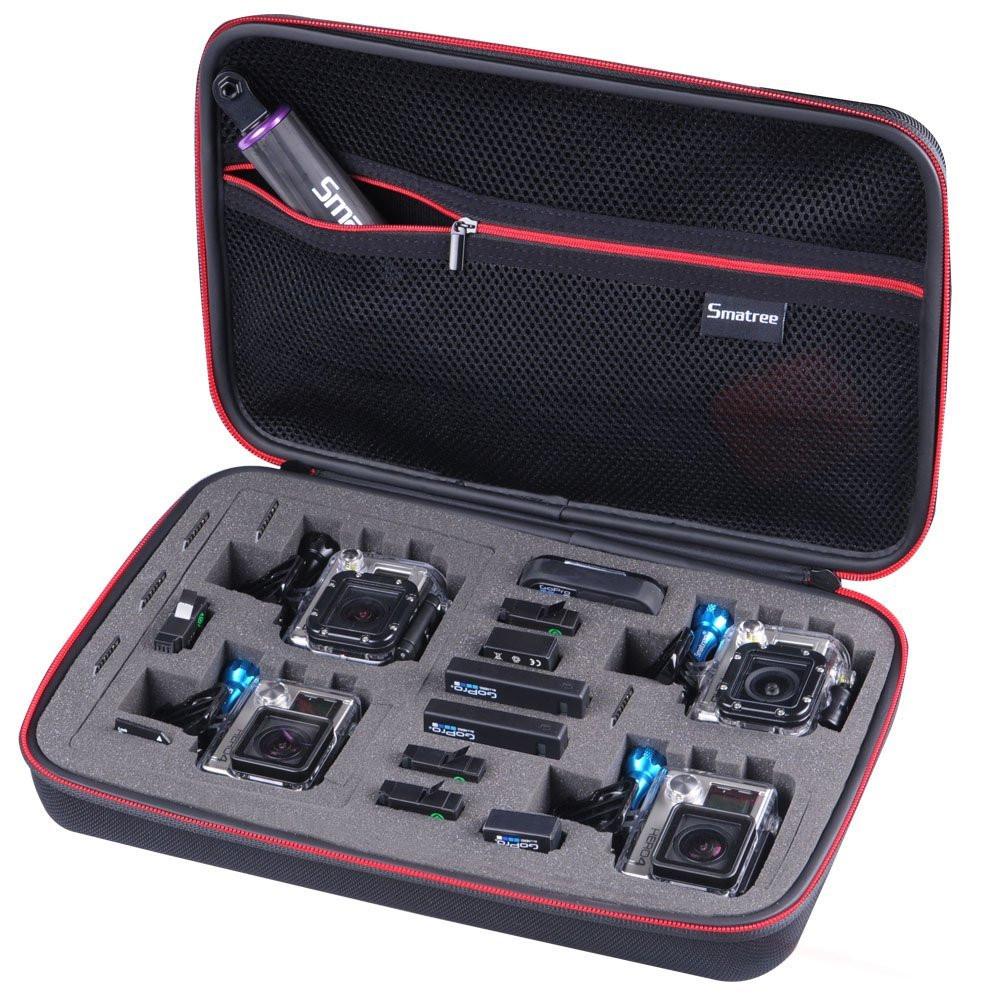 Smatree® SmaCase G360 EVA для GoPro 5/4/3+/3/SJCAM/Xiaomi