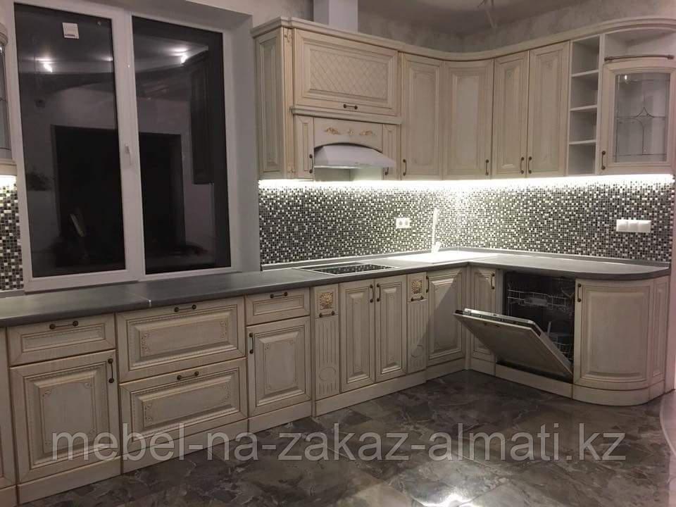 Кухни классические на заказ в Алматы
