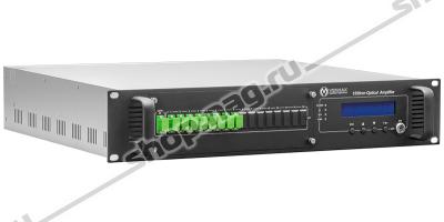 Оптический усилитель VERMAX для сетей КТВ, 8*24dBm