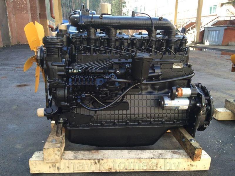 Двигатель Д-260.1-407