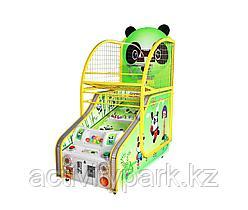 Игровой автомат для бизнеса - Panda basketball