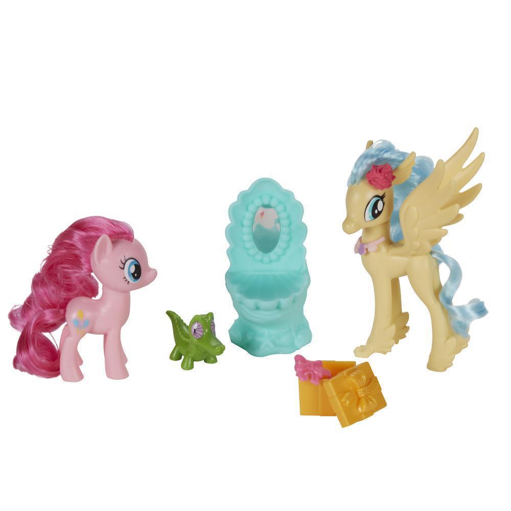 "Hasbro My Little Pony ""Уроки Дружбы"" Пинки Пай и Принцесса Небесная Звезда"